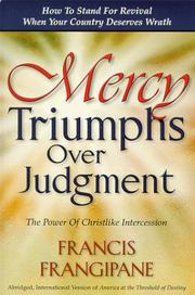 Cover of: Mercy Triumphs Over Judgment