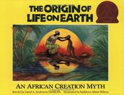 Cover of: The Origin of Life on Earth