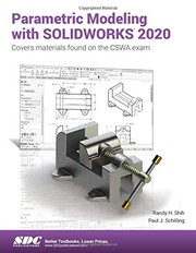 Cover of: Parametric Modeling with SOLIDWORKS 2020