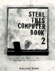 Cover of: Steal This Computer Book 2  | Wallace Wang