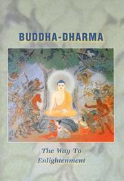 Cover of: Buddha-Dharma | Numata Center for Buddhist Translation and Research