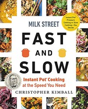 Cover of: Milk Street Fast and Slow