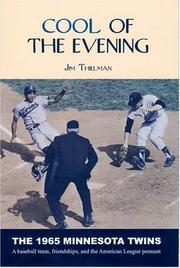Cover of: Cool Of The Evening | Jim Thielman