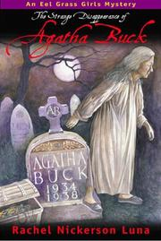 Cover of: The Strange Disappearance of Agatha Buck (The Eel Grass Girls Mysteries)