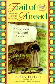 Cover of: Trail of thread