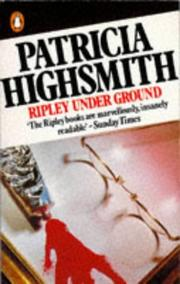 Cover of: Ripley under ground