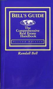 Cover of: Bell's Guide