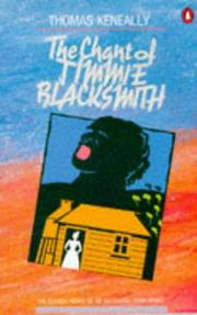 Cover of: The Chant of Jimmie Blacksmith