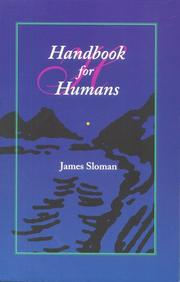 Cover of: Handbook for humans