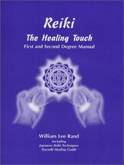 Cover of: Reiki |