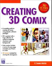 Cover of: Creating 3D COMIX (With CD-ROM) (Graphics Series) | Mortier