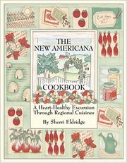 Cover of: The new Americana cookbook