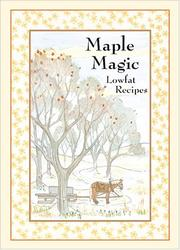 Cover of: Maple Magic