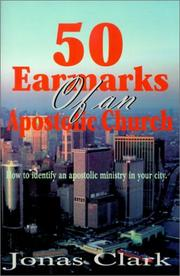 Cover of: 50 Earmarks of Apostolic Church