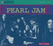Cover of: Pearl Jam