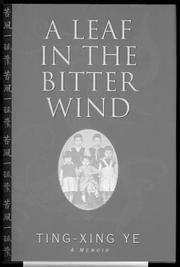 Cover of: A Leaf in the Bitter Wind