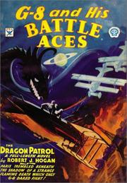 Cover of: G-8 And His Battle Aces #10 (G-8 and His Battle Aces) | Various