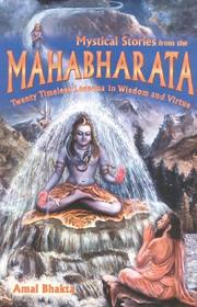 Cover of: Mystical stories from the Mahabharata