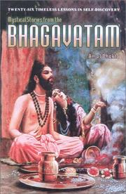 Cover of: Mystical stories from the Bhagavatam