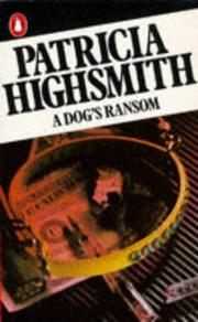 Cover of: A Dog's Ransom