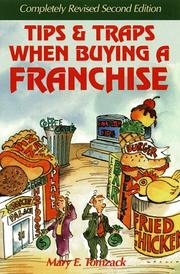 Tips and Traps When Buying a Franchise