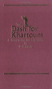 The dash for Khartoum