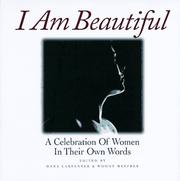 Cover of: I am beautiful |