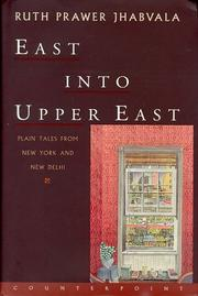 Cover of: East into Upper East