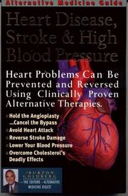 Cover of: Alternative medicine guide to heart disease