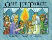 Cover of: One lit torch