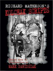 Cover of: Richard Matheson's Kolchak Scripts