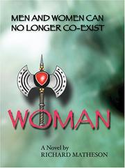 Cover of: Woman: [a novel]