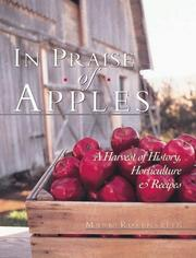 Cover of: In praise of apples