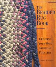 Cover of: The Braided Rug Book | Norma M. Sturges