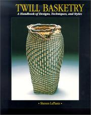 Cover of: Twill Basketry | Shereen LaPlantz