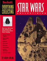 Cover of: Everything you need to know about collecting Star wars collectibles