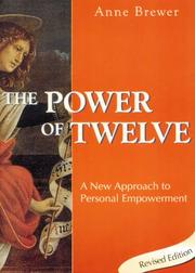 Cover of: The power of twelve | Anne Brewer