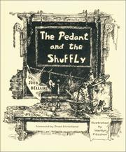 Cover of: The pedant and the shuffly