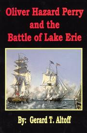 Cover of: Oliver Hazard Perry and the Battle of Lake Erie