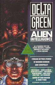 Cover of: Delta Green | John Tynes