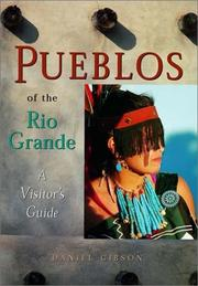 Cover of: Pueblos of the Rio Grande | Daniel Gibson