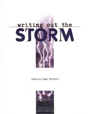 Cover of: Writing out the storm