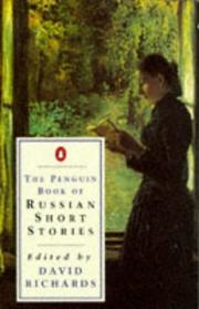 Cover of: Russian Short Stories, The Penguin Book of | Various