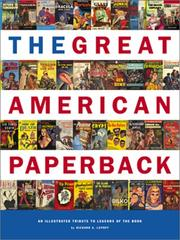 Cover of: The great American paperback