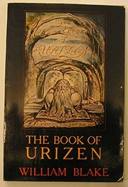 Cover of: The book of Urizen | William BLAKE