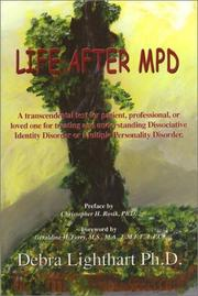 Cover of: Life after MPD | Debra Lighthart