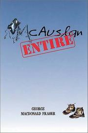 Cover of: McAuslan Entire