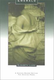 Cover of: Emerald | Elisabeth Luard