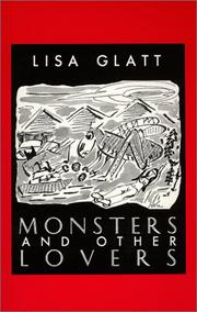 Cover of: Monsters and other lovers