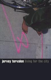 Cover of: Living for the City | Jervey Tervalon